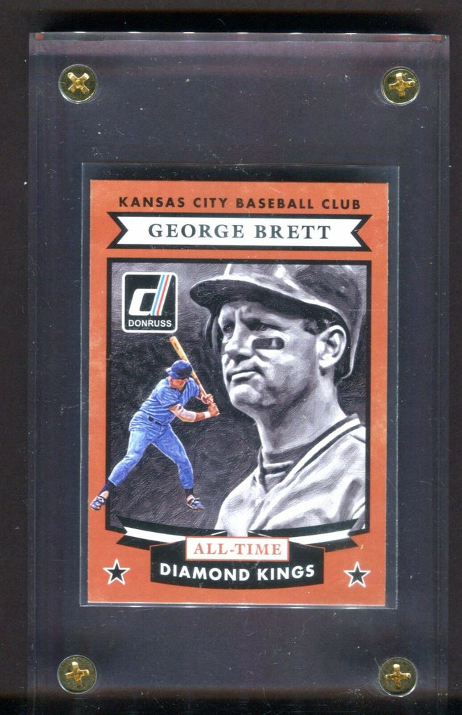 George Brett 2015 Panini Diamond Kings #7 jhxb4