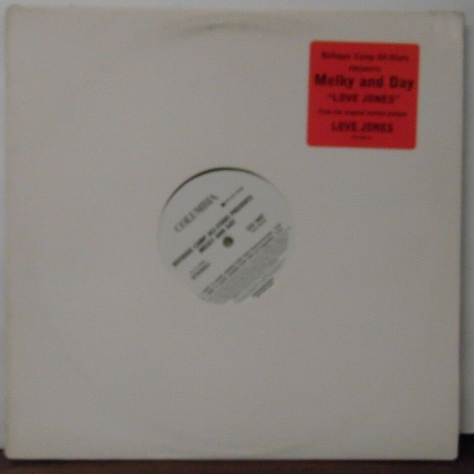 Refugee Camp All Stars presents Melky and Day DEMO vinyl CAS9907 092318LLE