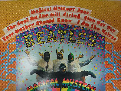 Magical Mystery Tour The Beatles 33RPM 022616 TLJ