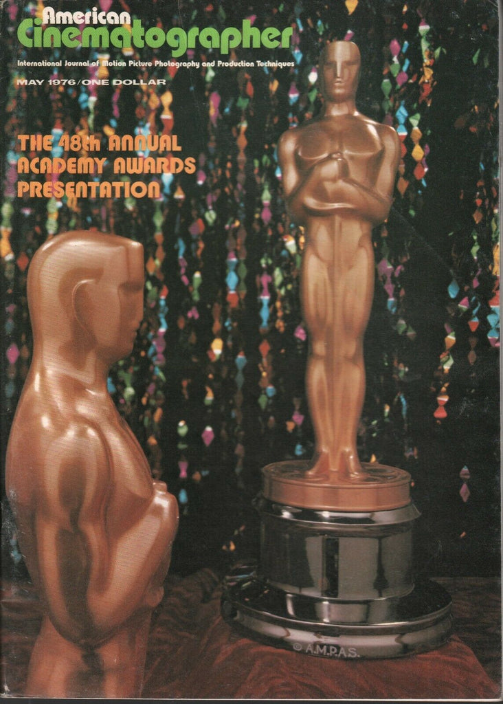 American Cinematographer May 1976 The 48th Annual Academy Awards 010620AME2