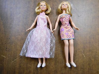 Mary Kate & Ashley Olsen Twins Doll Mattel 1999 121515ame4