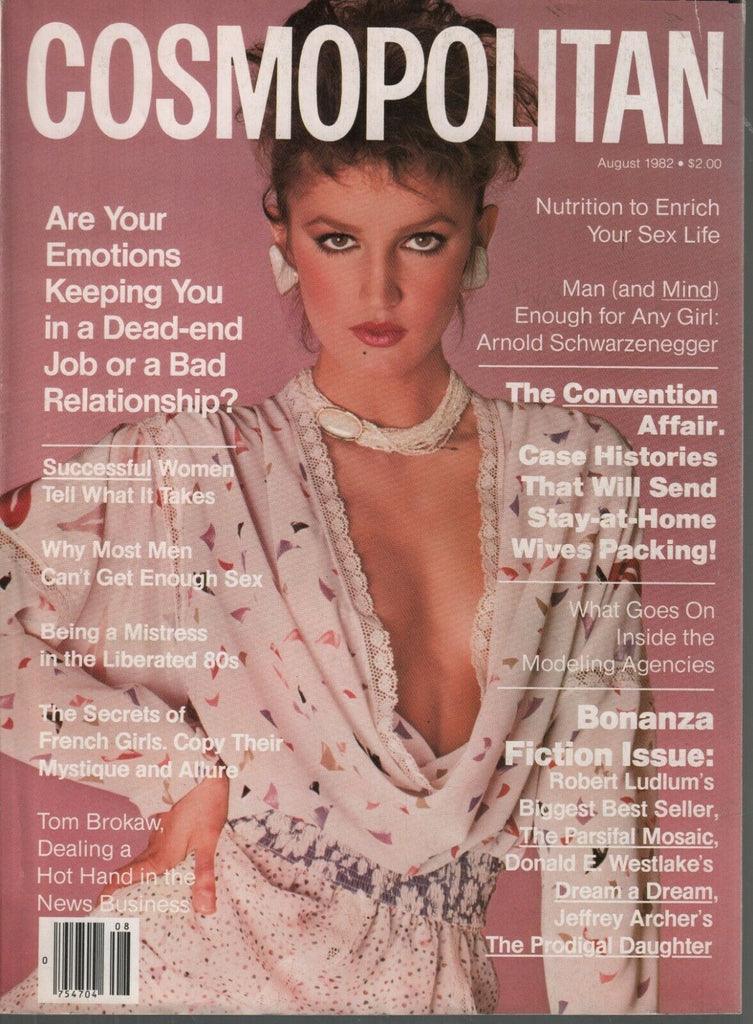 Vogue May 1982 Conde Nast Natasha Kinski 090919AME2
