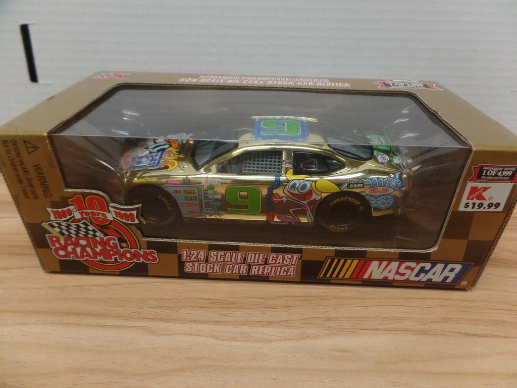 Racing Champions 1:24 NASCAR 1 of 4,999 1:24 Diecast Cartoon Network 112816DBE2