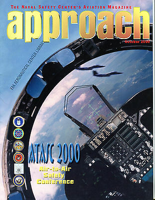Approach Magazine October 2000 ATASC 2000 Safety Conference EX FAA 030716jhe