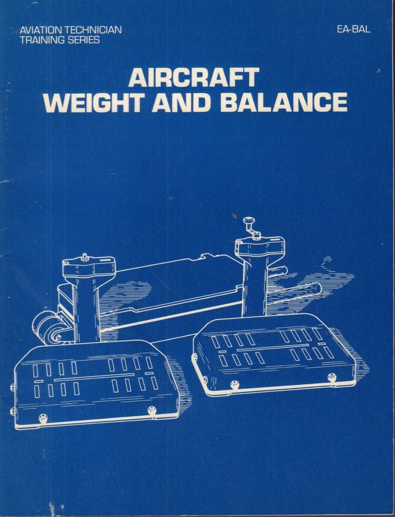 Aircraft Weight And Balance Aviation Technician EA-BAL 1979 110717nonDBE