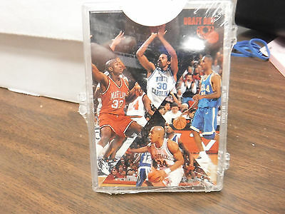 1995 Classic Marketing Draft Day Set Basketball Cards jh19