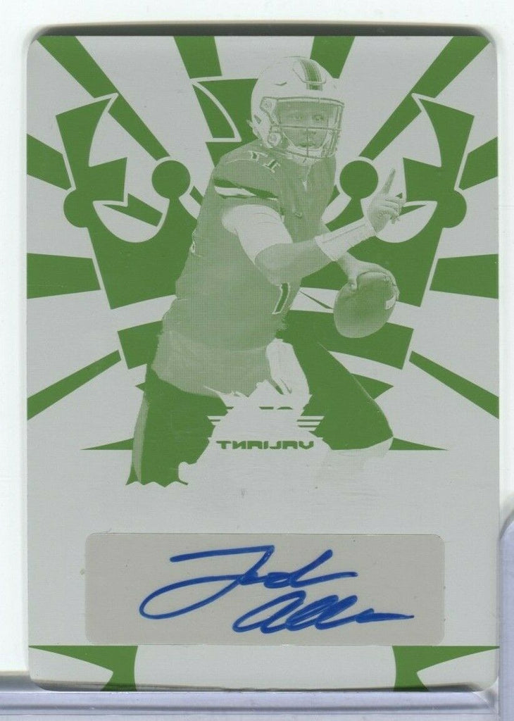 2018 Josh Allen Midas Touch lot of 5 cards Printing Plate & Proof 120619DBCD