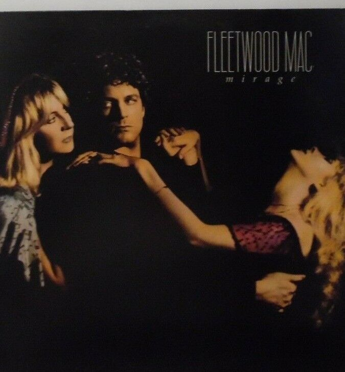 Fleetwood Mac Miracle vinyl #23607 072818LLE