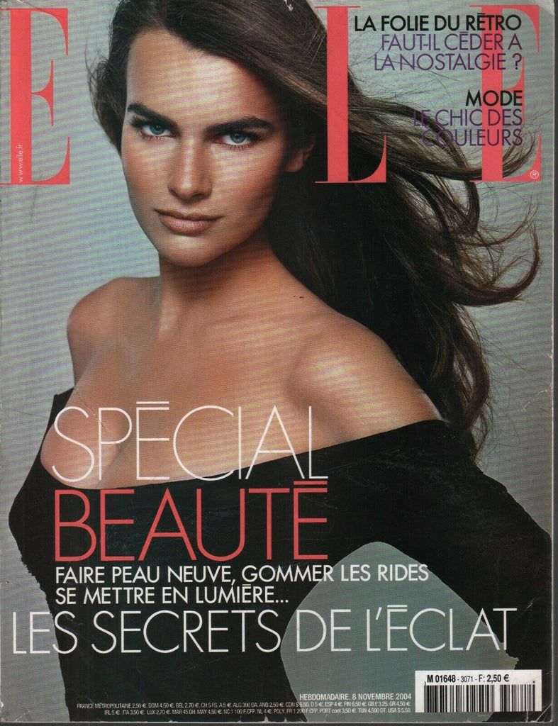 Elle French Fashion Magazine 8 Novembre 2004 Ralph Lauren 091819AME