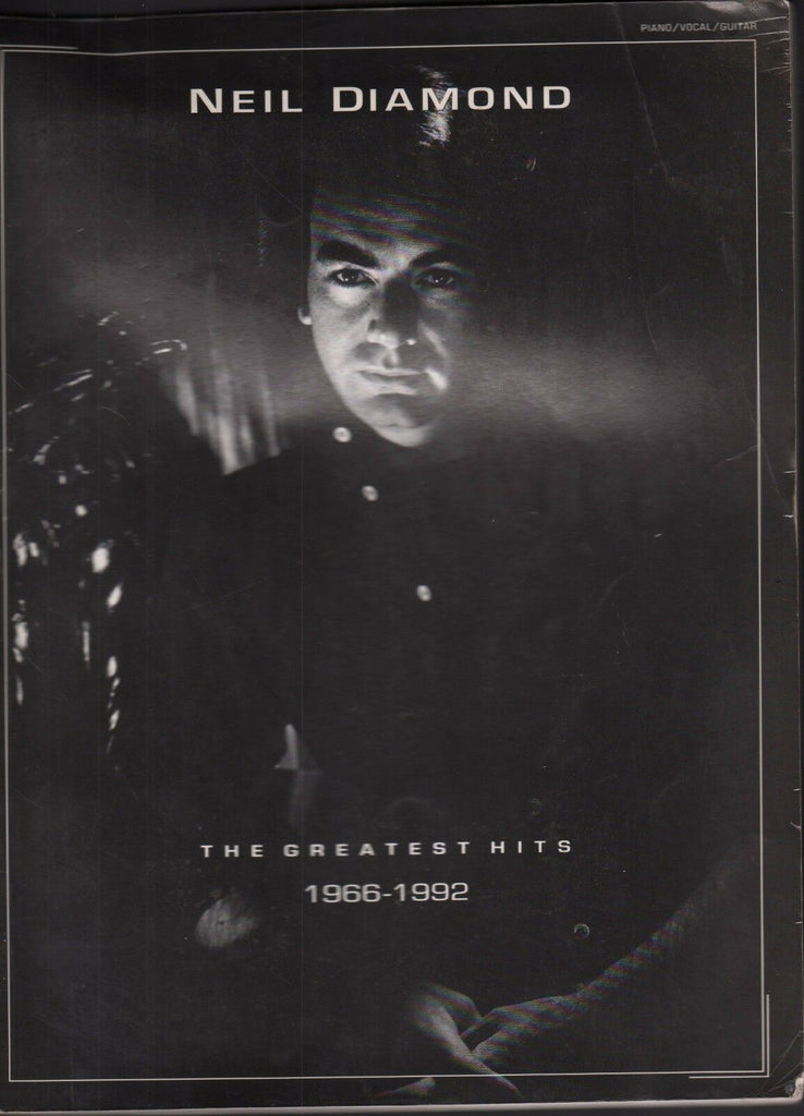 Neil Diamond The Greatest Hits music Book 012417DBE