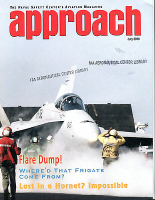 Approach Magazine July 2000 Flare Dump! EX FAA 030716jhe