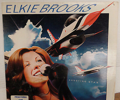 Elkie Brooks Shooting Star (PROMO) 33RPM 053016 TLJ