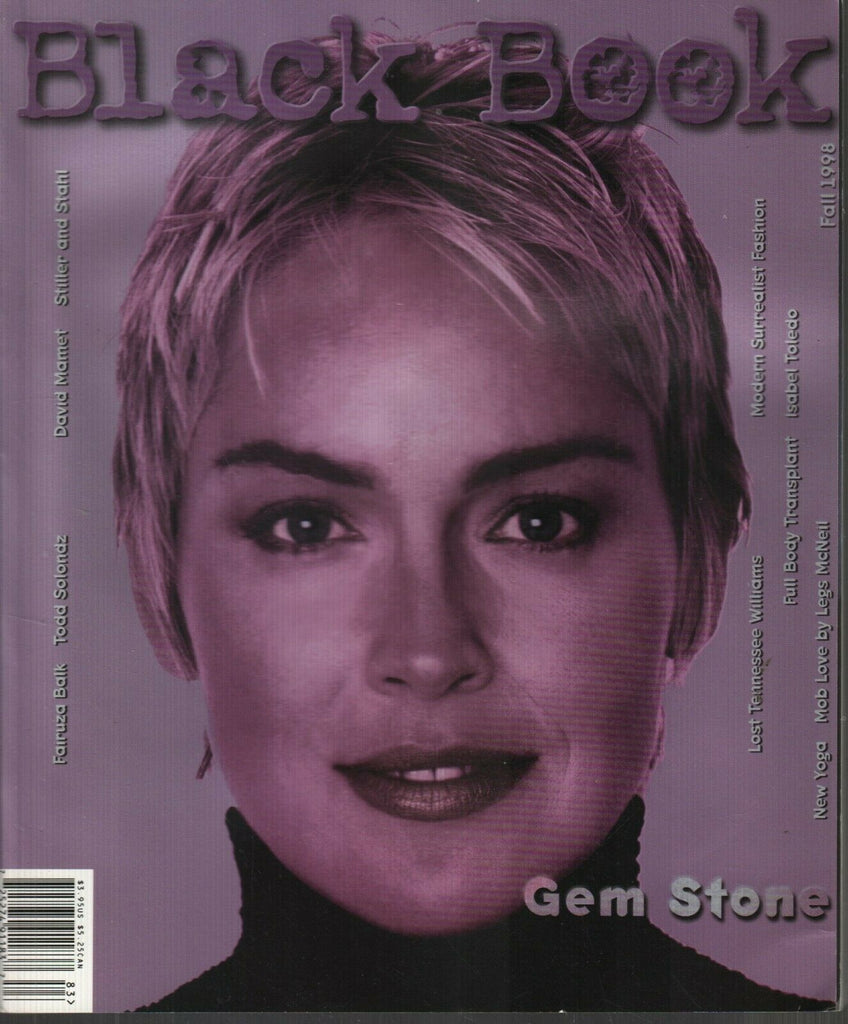 Black Book Magazine Fall 1998 Fairuza Balk Todd Solandz 120619AME