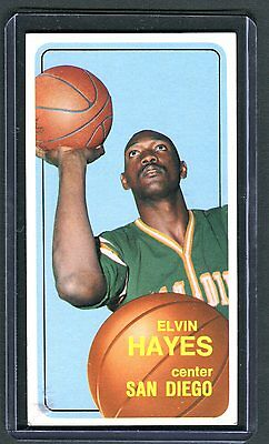 1970-71 Topps Basketball #70 Elvin Hayes Rockets Nice Card jh22