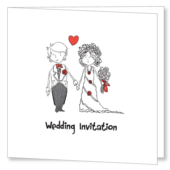 406D Couple1 (10 pack) - Jayceefinecards