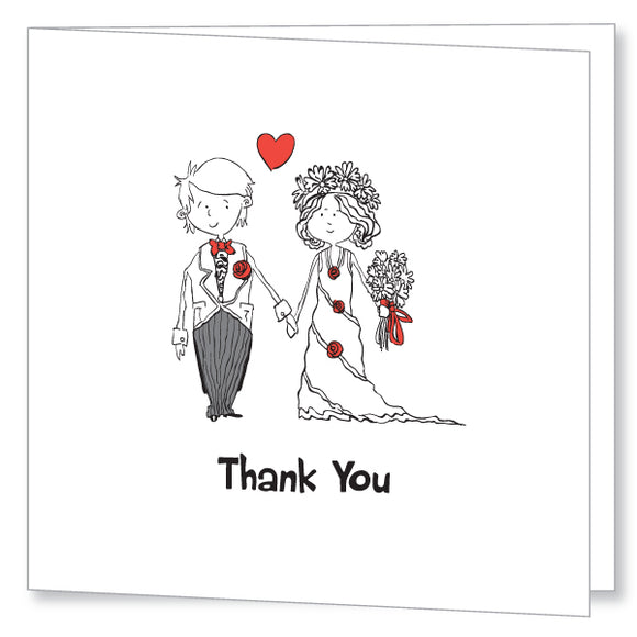406TY Couple1 (10 pack) - Jayceefinecards