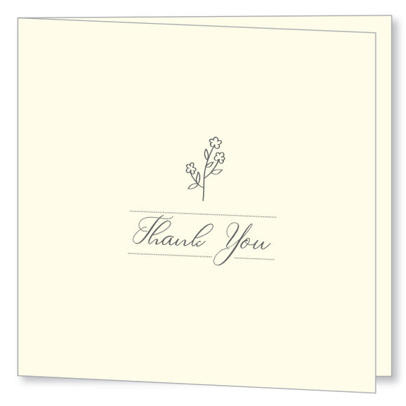 438TY Floral (10 pack) - Jayceefinecards