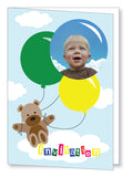 Kids Party Invite 5063 Folded - Jaycee