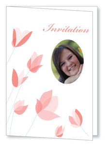 Teen Party Invite 5162 Folded - Jaycee