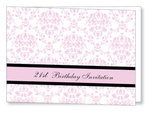 20s to 30s Party Invite 5246 Folded - Jayceefinecards