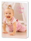 Baby Card 5569 Folded - Jayceefinecards