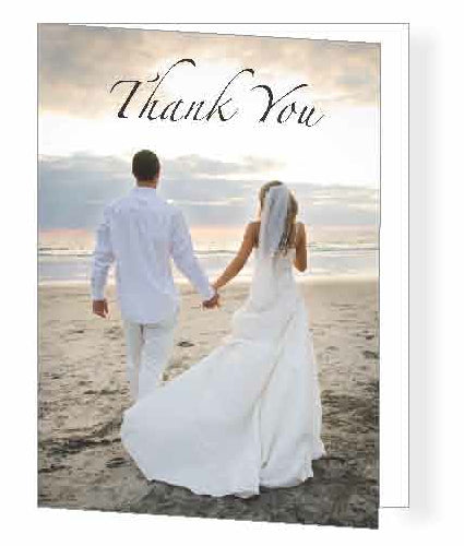 Thank You Card TY1 - Jaycee