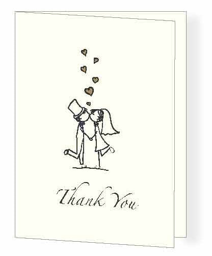 Thank You Card TY2 - Jayceefinecards
