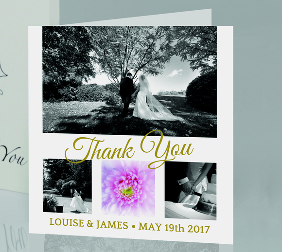 Thank You Card TY5 - Jaycee