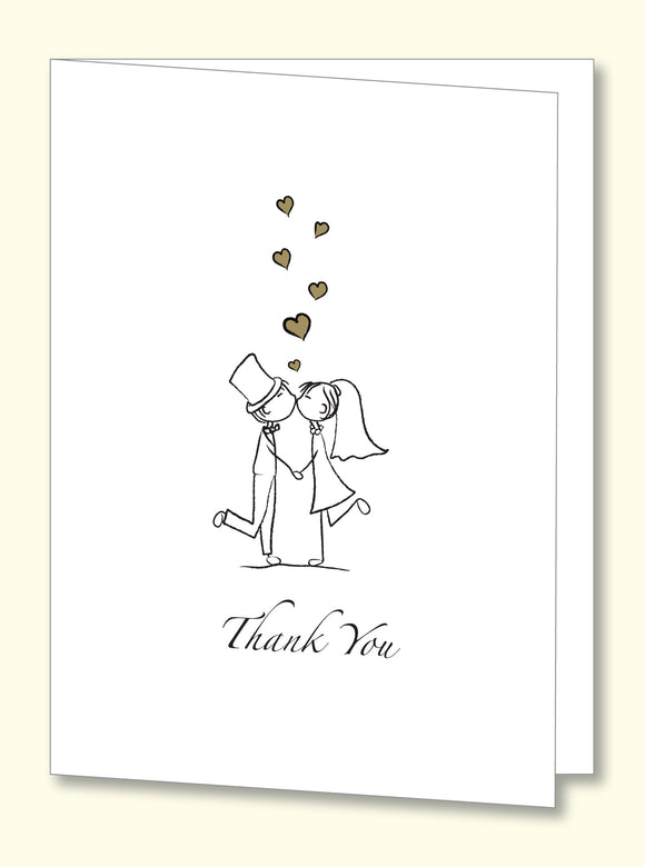 VP4 Thank You Card (10 pack) - Jaycee