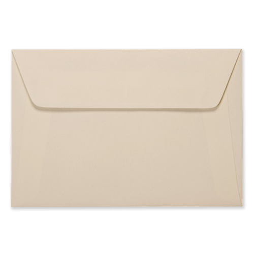 C6 Classic Cream Envelope - Jayceefinecards