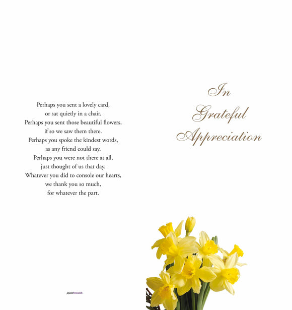 Acknowledgment Cover 1506 - Jayceefinecards