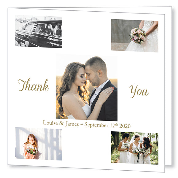 Thank You Card TY8 - Jaycee