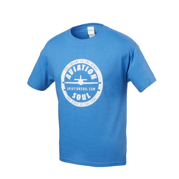 Aviation Soul Turn Coordinator T-Shirt