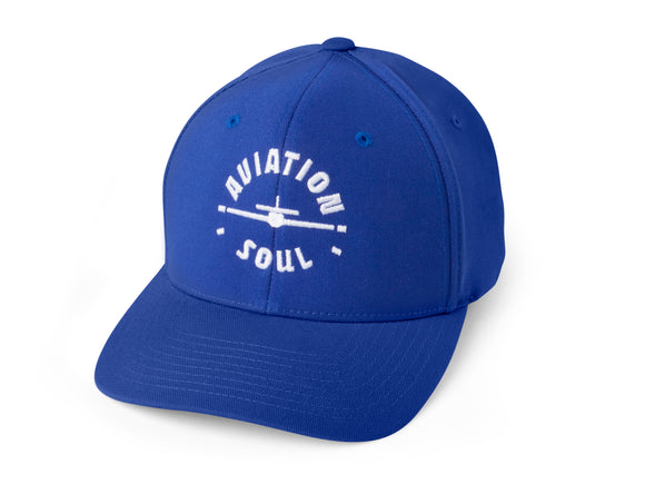 Aviation Soul Fitted Hat