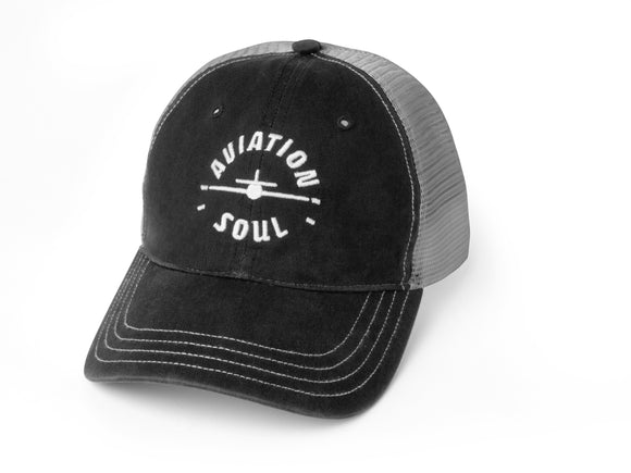 Aviation Soul Adjustable Hat