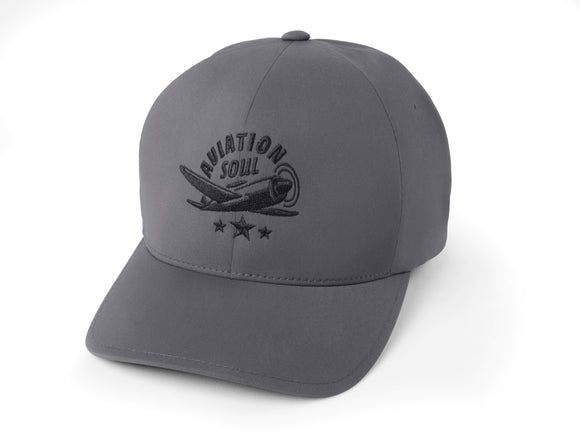 Aviation Soul Airplane Fitted Hat - LIMITED EDITION
