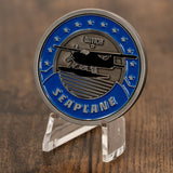 Seaplane Rating Aviation Challenge Coin