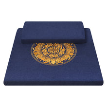 Load image into Gallery viewer, zen meditation cushion zafu zabuton set for mindfulness practice