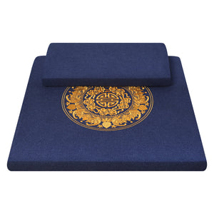 zen meditation cushion zafu zabuton set for mindfulness practice