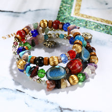 Load image into Gallery viewer, boho layered bracelet