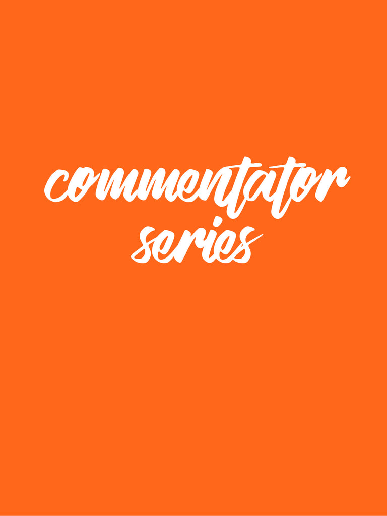 Commentator Series: Becky Thompson