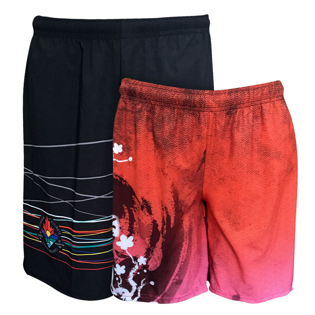 VC Sublimated Micro Shorts