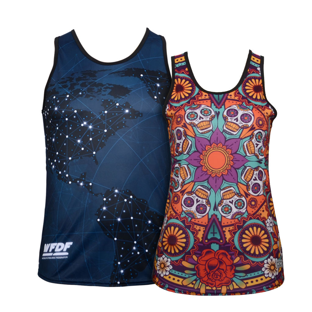 VC Sublimated Tank