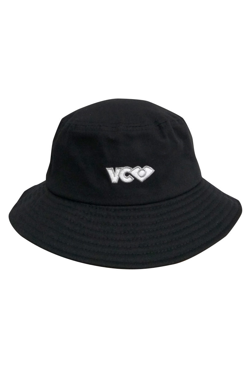 Black VC Bucket Hat Front