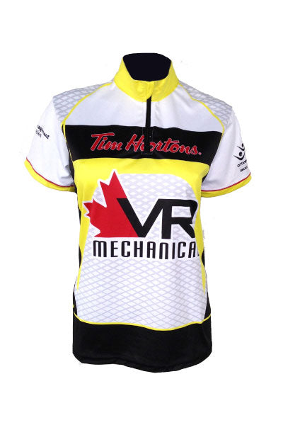 Middaugh Curling Jersey Front