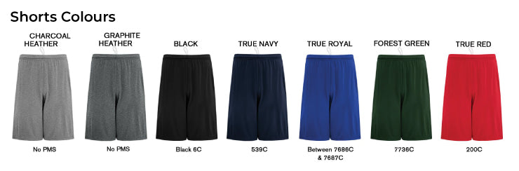 Pivot Shorts Colours