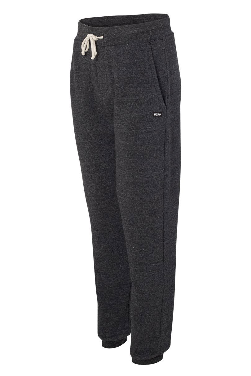 VC Eco Joggers Fitted Eco Black Side