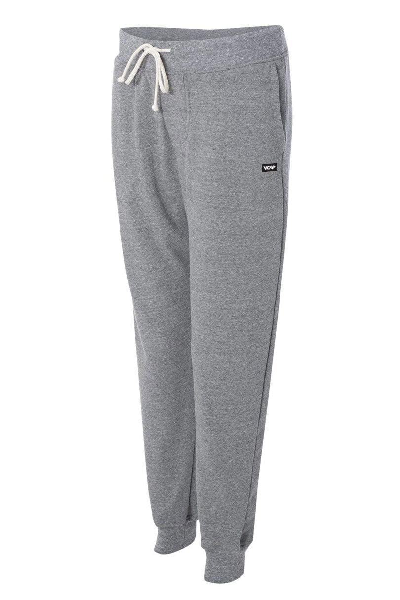 VC Eco Joggers Fitted Eco Grey Side