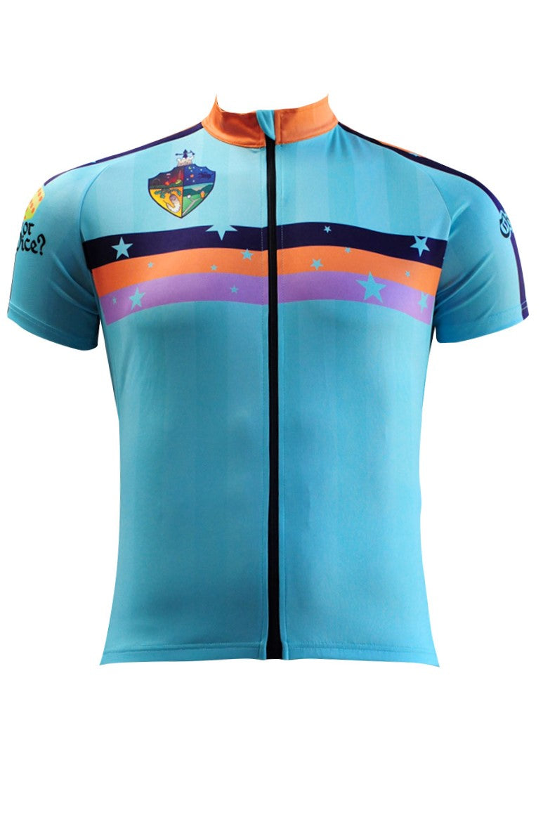 Coolmax Pro Cycling Jersey Front