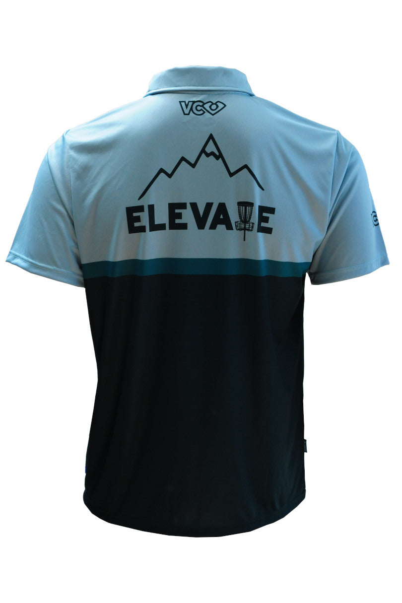Elevate Polo - back M